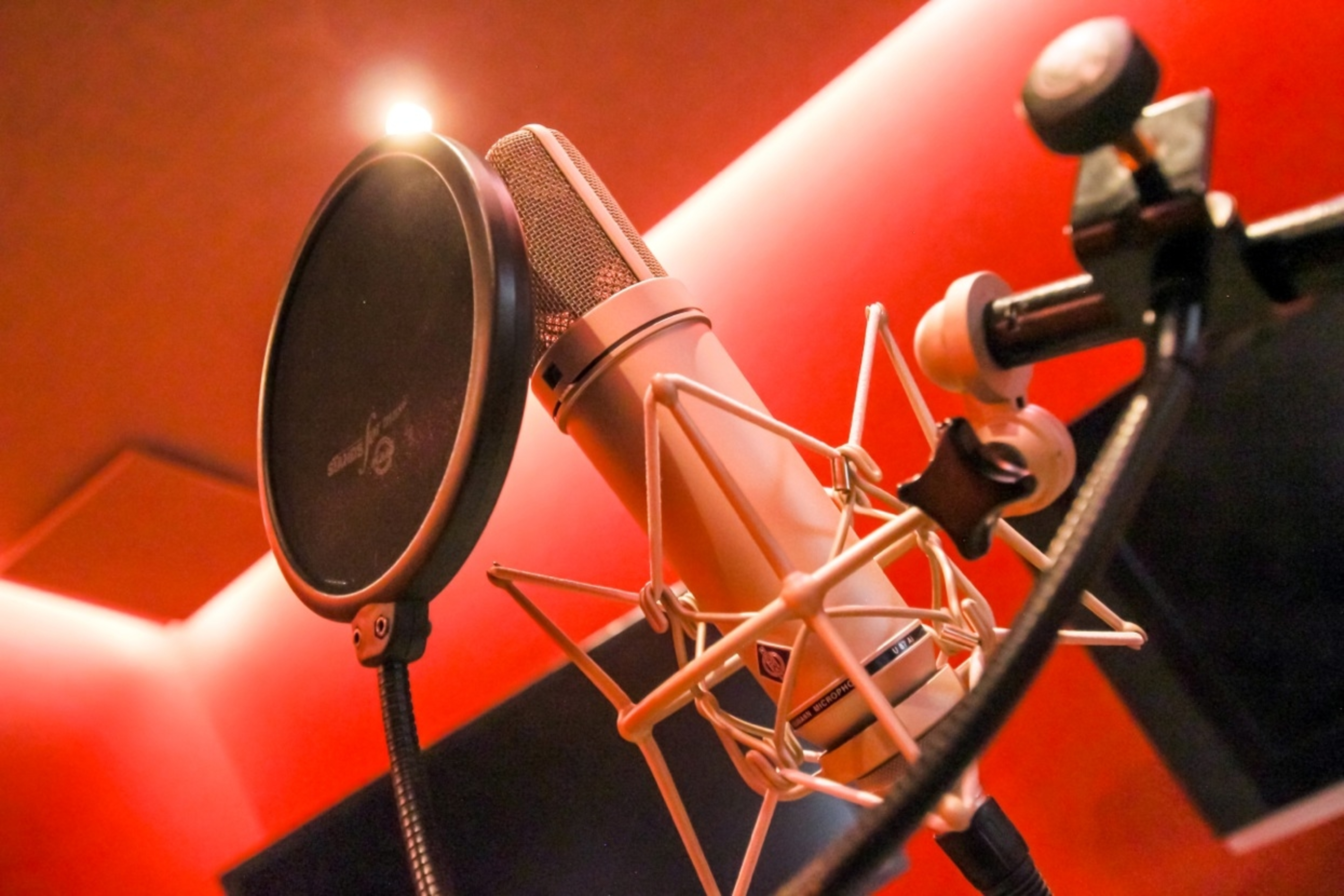 Voiceover Recording Studios London