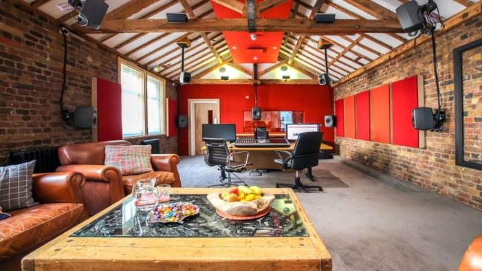 Arnason Voiceover Recording Studio Soho