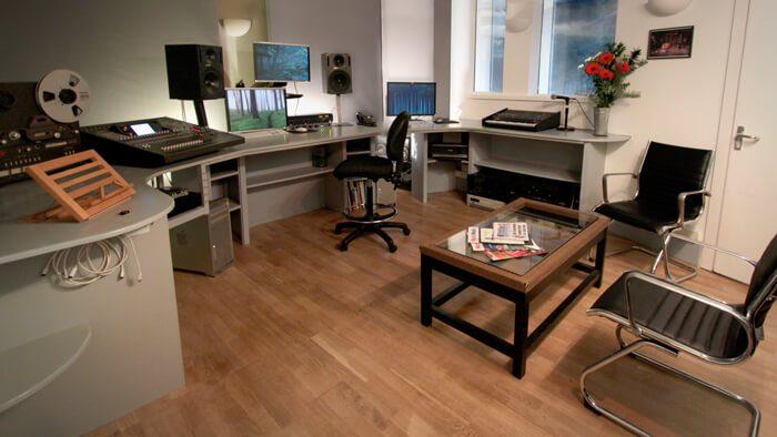 London Voiceover Studios