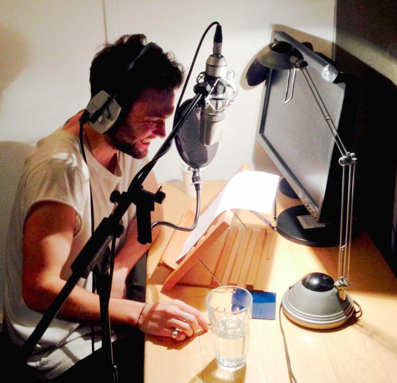 voiceover recording soho london