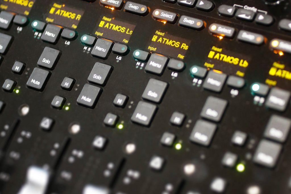 pro recording gear