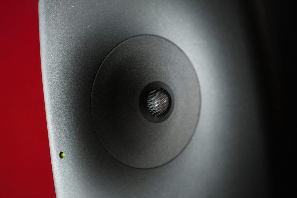 speaker voiceover